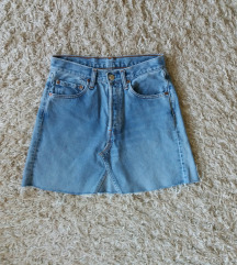 LEVIS 501 suknja