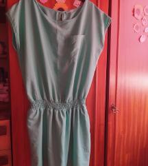 Zelena haljina terranova