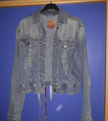 💙 Kratka teksas jakna 💙