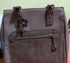 Nova braon srednja torba- tasna