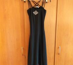 Crna haljinica Meiling S/M