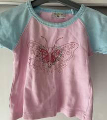 Majica na leptira