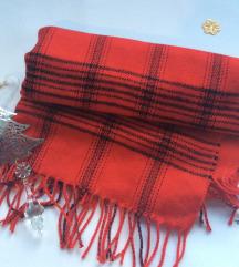 Sal crveno crni idealan za poklon