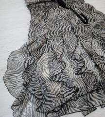 Crno bela haljina 100din