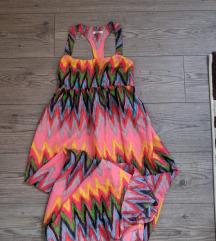 Duga prelepa haljina