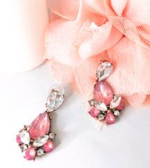 Roze minđuše🌸