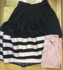 Dve suknje+poklon majica