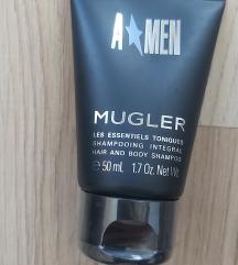 Almen Mugler NOVO šampon SNIZENO