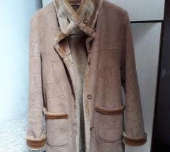 Teddy coat - bunda 40/42