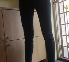 Pepe Jeans crne pantalone NOVO ORIGINAL