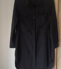 Crna duga kosulja Zara
