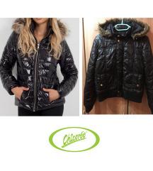 %%% Zimska jakna sa kapuljacom S/M iz Svajcarske