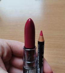 Nyx set - olovka + mat ruž
