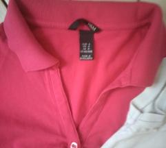 H&M polo majice XS