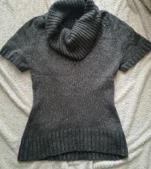 Terranova srebrna haljina- tunika