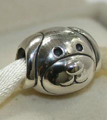 Pandora Dog srebro ale s925