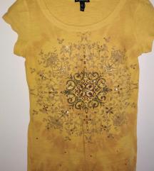 Atraktivna majica sa sljokicama 38-40