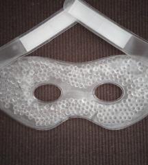 Maska sa silikonskim kuglicama (za oči)