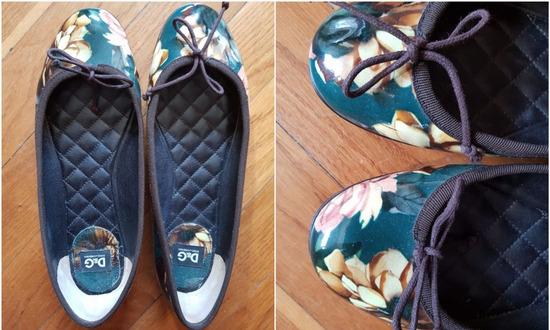 Dolce and Gabbana baletanke, original