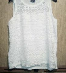Ženska bela C&A majica