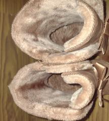 Bez-braon cizme 37
