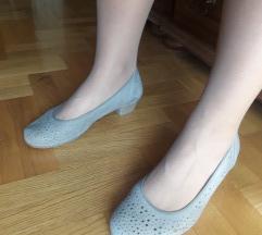 Ara sive zumbane kozne cipele