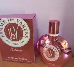 Urlic de Varens parfem