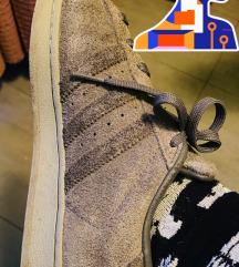 Superstar Adidas prevrnuta  koza kao nove ! 🔽