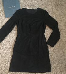 Zara Suede haljina