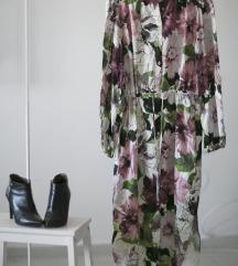 Rezz Reserved floralna lezerna haljina, vel. 36