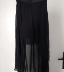 Crna  suknja S