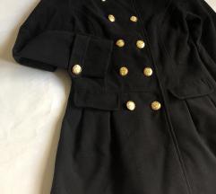 Crni strukrani kaput, DODATNE SLIKE