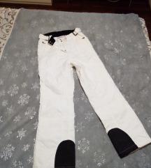 Skijaške bele pantalone NOVO