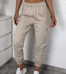 Pantalone dzeparke, uni vel