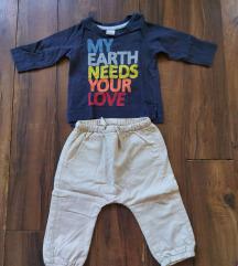 Zara baggy pantalone 74