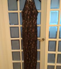 Crna svečana haljina-SNIZENJE