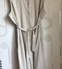 Lanena haljina