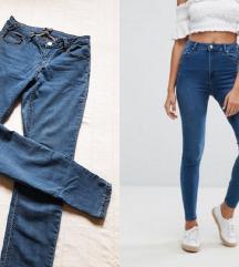 Slim farmerke (dublji model)