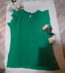 Zelena košuljica sa karnerima