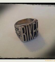 ❤️ Biker prsten ❤️