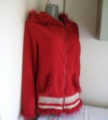 Fishbone crvena jaknica L