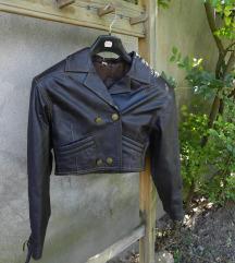 MONA retro kožna jakna
