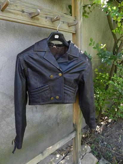 MONA retro kožna jakna AKCIJA