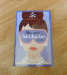 knjiga Tiho vece sa Odri Hepbern