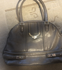 Original Guess torba svetlo siva