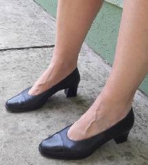 RENE by ARA crne kozne cipele NOVE 38