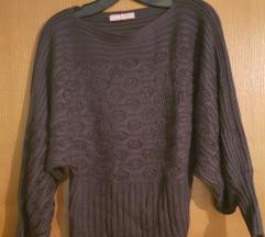 Bagi šupljikav džemper