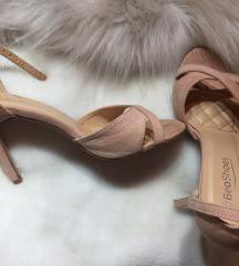Svetlo roze sandale