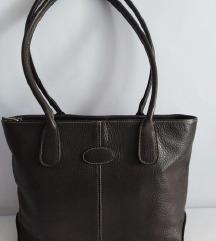 ITALY nova kožna torba prirodna 100%koža