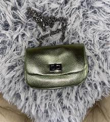 Nova Zara metalik torbica